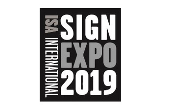 Isa Sign Expo 2019 Button